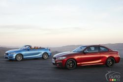 The new 2018 BMW 2 Series Coupe and Cabriolet are ready to please once again.