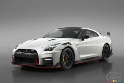 The Nissan GT-R Nismo