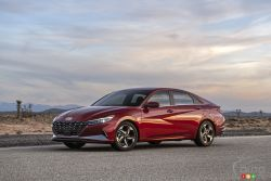 Introducing the 2021 Hyundai Elantra