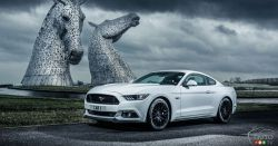 The Ford Mustang is now sold in more than 140 countries across all continents