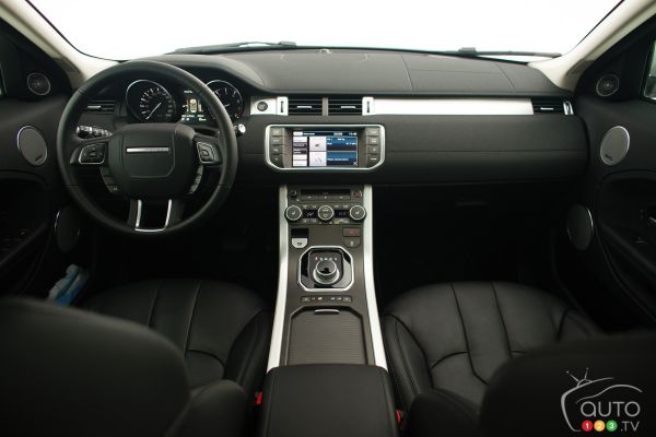 Outstanding 2013 Land Rover Range Rover Evoque Pure Picture On Auto123 Tv Squirreltailoven Fun Painted Chair Ideas Images Squirreltailovenorg