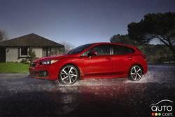 We drive the 2020 Subaru Impreza