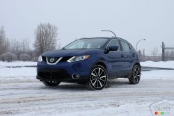 We drive the 2019 Nissan Qashqai
