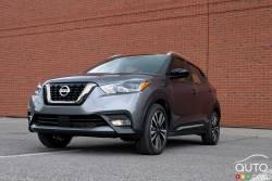 Nous conduisons le Nissan Kicks 2020