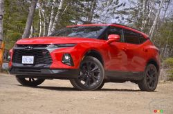 We drive the 2019 Chevrolet Blazer