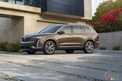 Introducing the 2020 Cadillac XT6
