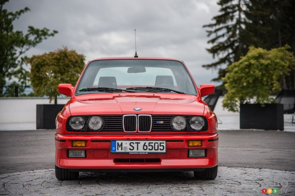 30 Years Of Bmw M3 Pictures On Auto123 Tv