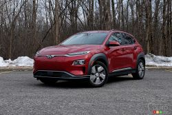 We drive the 2019 Hyundai Kona Electric