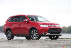 The new Mitsubishi Outlander is a crossover SUV, and like virtually all of its competition it offers 5- or 7-passenger seating, 4- or 6-cylinder power and 2- or 4-wheel drive bolted to the floor-pan beneath all of the above. The spec and pricing sheets of Outlander and its market-mates are incredibly similar, though a top-notch powertrain, fantastic warranty and slick, driver-controllable AWD system help set Mitsubishi's entry to this over-crowded scene apart.