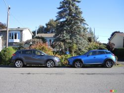 Two sub-compact SUVs with high ambitions