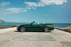 Introducing the 2021 BMW 4 Series Convertible