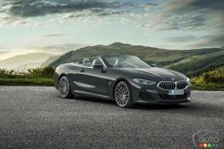 The new 2019 BMW 8 Series Convertible