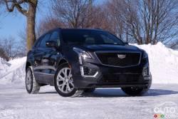 We drive the 2020 Cadillac XT5