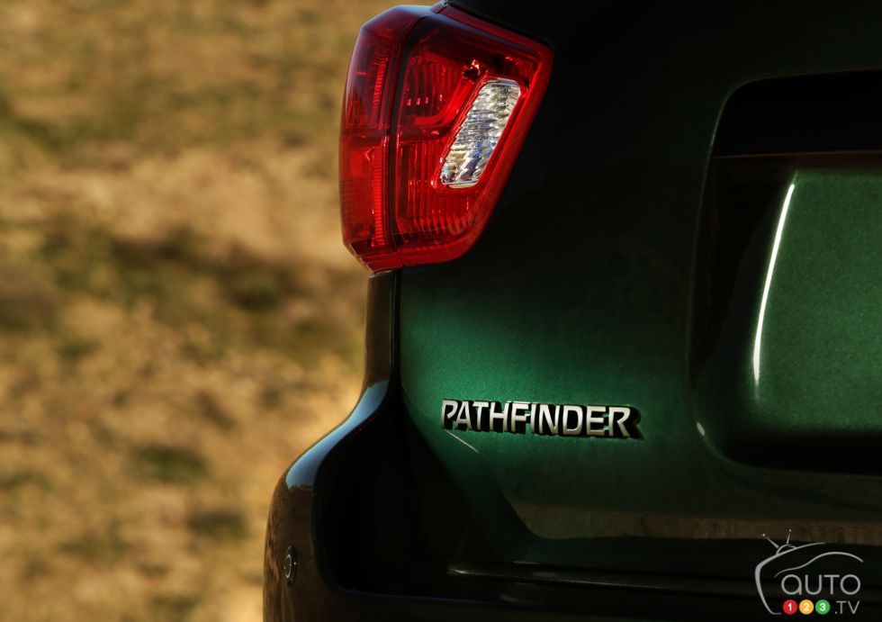 introducing the new 2019 Nissan Pathfinder Rock Creek Edition