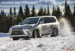 2016 Lexus AWD event in Quebec pictures: You might not think Lexus when you think AWD; but maybe you should. Miranda got to check out the latest from their lineup of all-wheel drive vehicles.