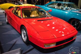 Supercars from the 2016 Toronto Auto show