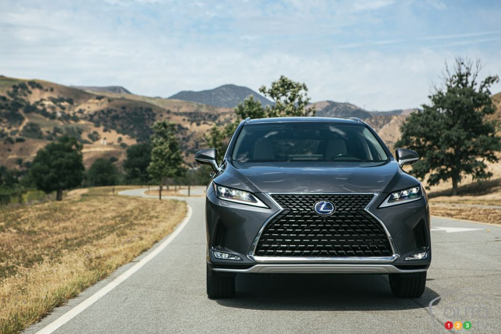 Introducing the 2020 Lexus RX