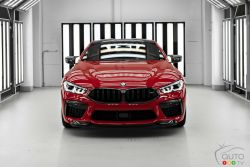 Intoducing the BMW M8 Competition Coupé Individual Manufaktur Edition