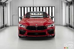 Voici la BMW M8 Competition Coupé Individual Manufaktur Edition