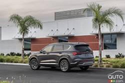 We drive the 2021 Hyundai Santa Fe