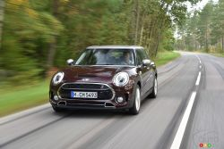 Read what Miranda thinks about this MINI Clubman in her review.