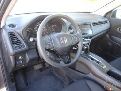 Dashboard (Honda HR-V)