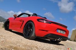 While it pays reverence to its ancestry, the new 718 Boxster also looks to the future and demonstrates that it is not afraid of change. It is now faster, more nimble, and better in so many ways.