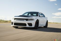 Introducing the 2021 Dodge Charger SRT Hellcat Redeye