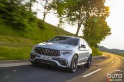 Nous conduisons le Mercedes-AMG GLC 63 S 2019