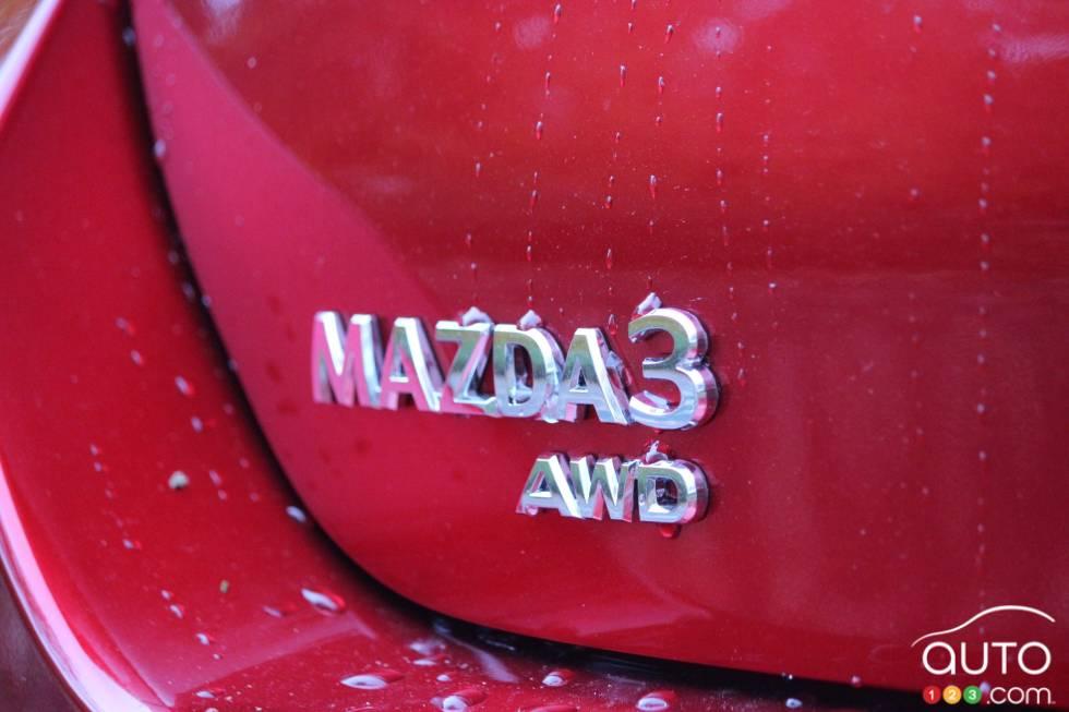 Nous conduisons la Mazda Mazda3 Turbo 2021
