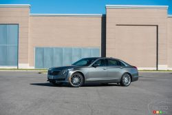 The prestige sedan has been reinvented. With the CT6, Cadillac embarks on a bold journey that sets the new standard for excellence. Innovatively engineered and beautifully crafted, the CT6 combines advanced technology with breathtaking design.