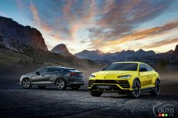 Lamborghini finally unveils the Urus, the fastest SUV on earth