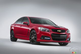 Chevrolet Performance-Inspired 2015 SEMA Cars pictures