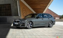 2020 BMW 3 Series Touring pictures