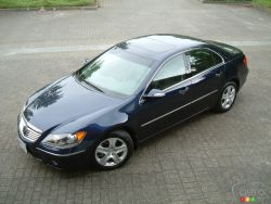 Acura RL 2007