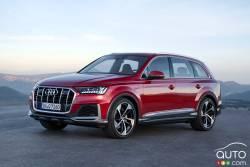 Introducing the 2020 Audi Q7