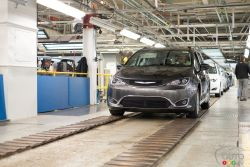 An ultramodern assembly plant, 89 years young