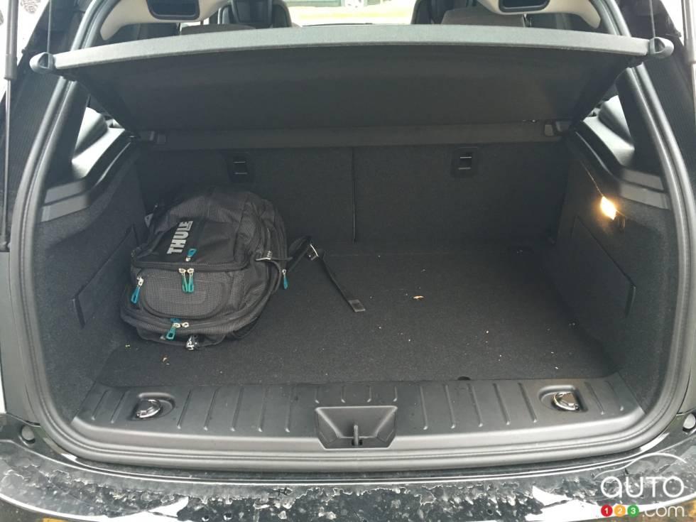 2016 BMW I3 Trunk