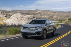 Voici le Volkswagen Atlas Cross Sport 2020
