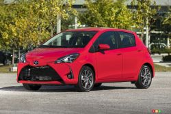Introducing the new 2019 Toyota Yaris Hatchback