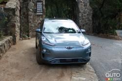 Le nouveau Hyundai Kona électrique 2019