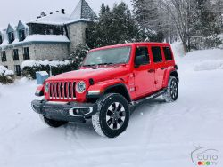 We review the 2018 Jeep Wrangler Sahara Unlimited