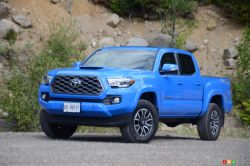 We drive the 2020 Toyota Tacoma TRD Sport
