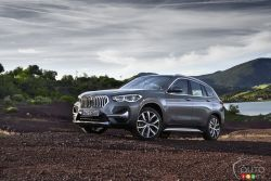 Introducing the 2020 BMW X1