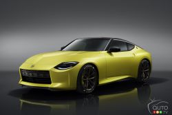 Introducing the Nissan Z Proto
