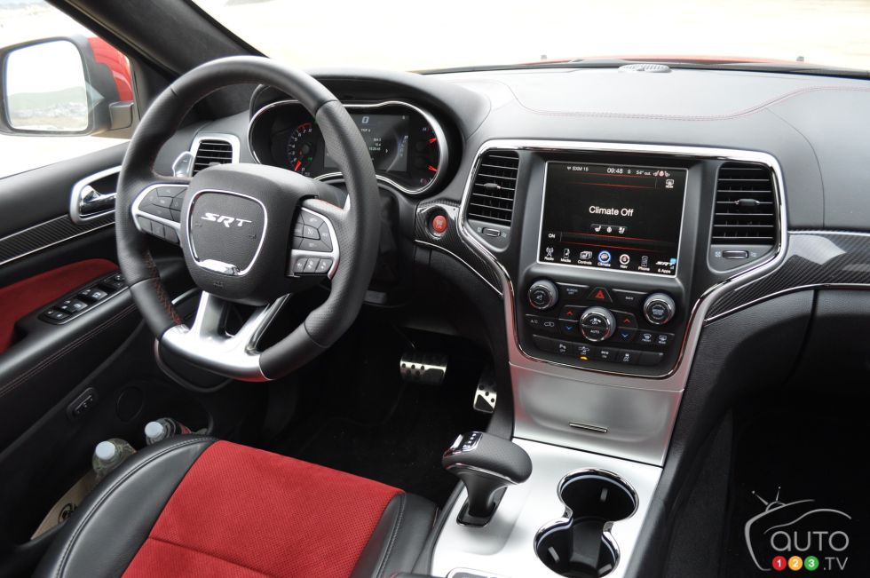 2015 Jeep Grand Cherokee Srt8 Pictures On