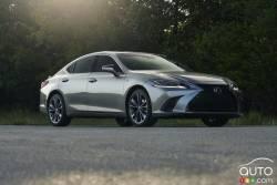 Voici la Lexus ES 2021