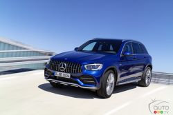 Introducing the 2020 Mercedes-AMG GLC 43