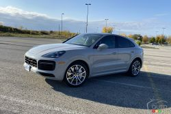 We drive the 2020 Porsche Cayenne Coupe