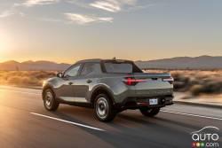 Introducing the 2022 Hyundai Santa Cruz